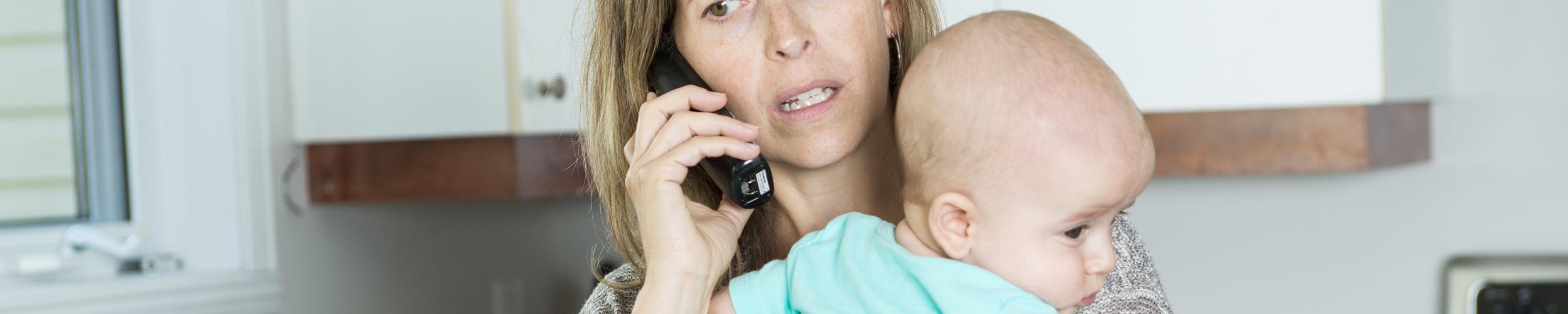 Ik krijg het onderhoudsgeld niet voor mijn kind