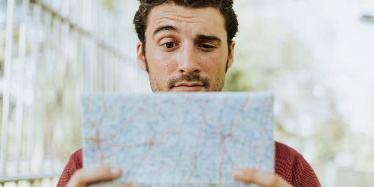 Een plan met diensten in Roeselare