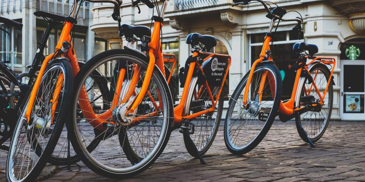 Ik wil een fiets huren