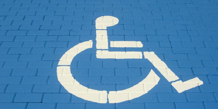 Ik heb een handicap of ik heb zorg nodig